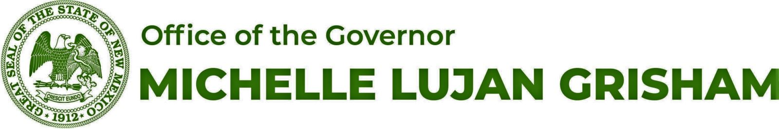 Office of the Governor Michelle Lujan Grisham logo