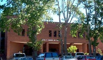 John F Simms Jr. Building