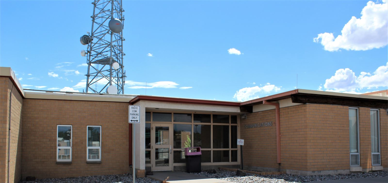 DPS GSD Communications Building