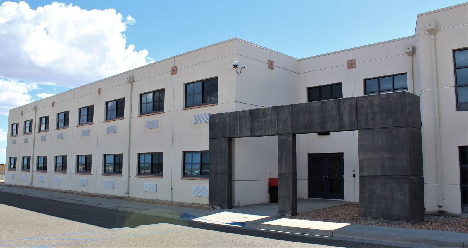 LEA Dormitory & Physical Tech Building