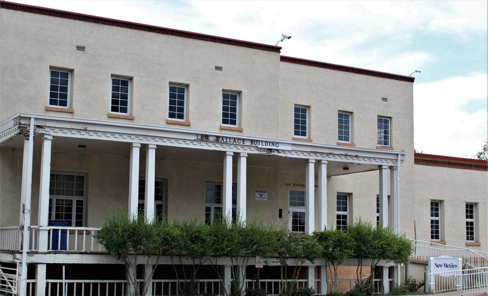 Lew Wallace Building