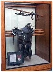 Senator Montoya's Saddle