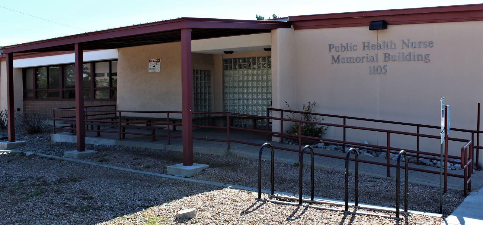 Public Health Nurses/Vital Statistics Building