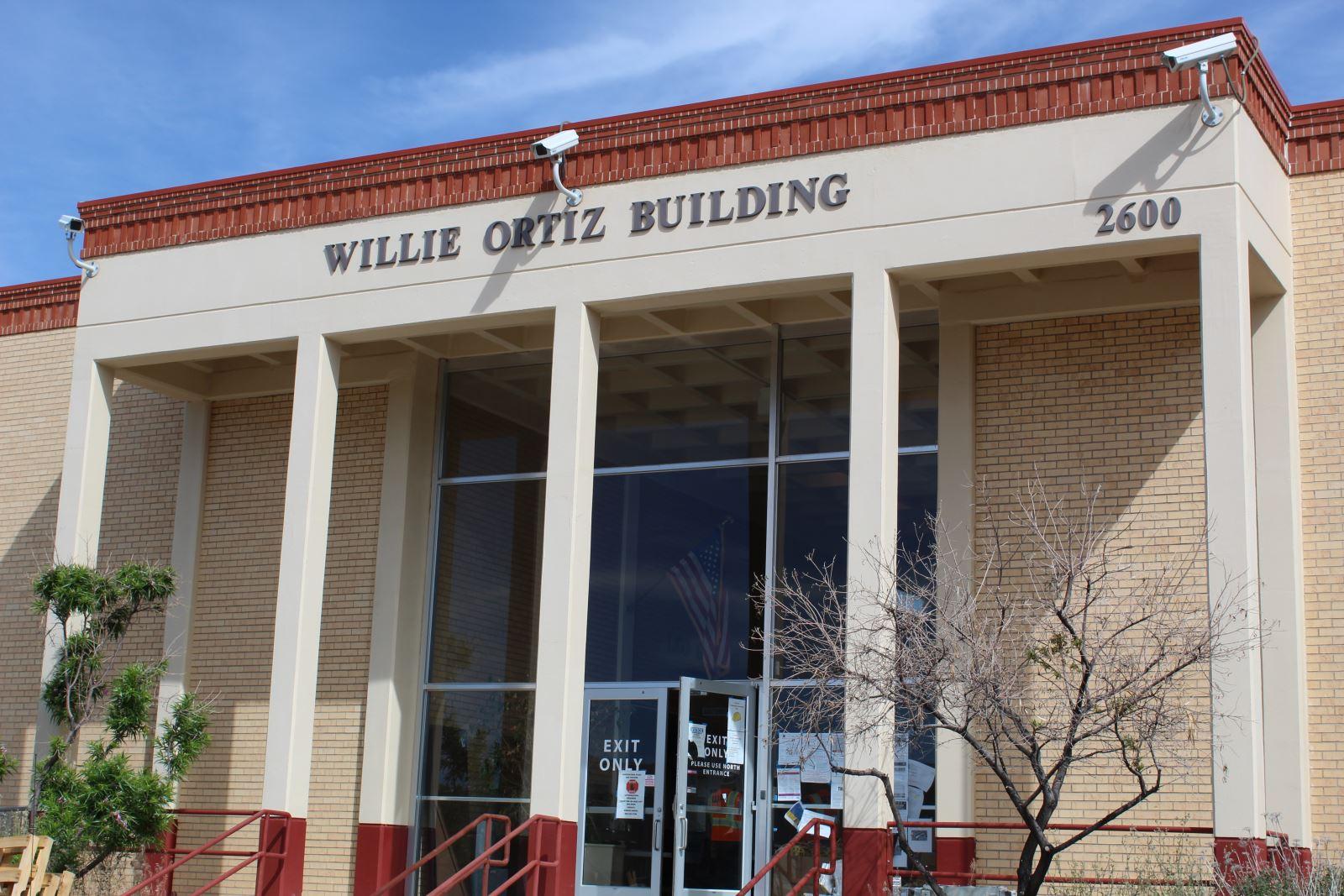Willie Ortiz Building