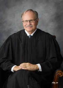 photo of justice Richard bosson